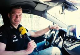 MotoWywiad z Patrykiem Czarnowskim w Toyocie C-HR