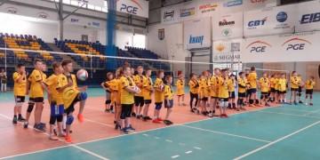 Siatkarskie emocje w hali Energia | Turniej Bełchatowskiej Akademii Siatkówki