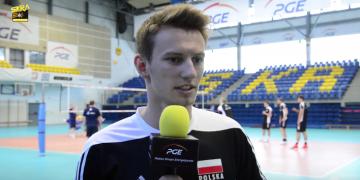 Kacper Piechocki: Będę trzymać kciuki za chłopaków