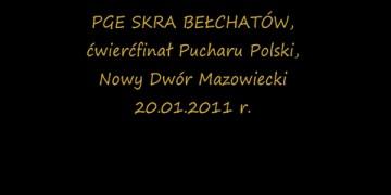Ćwierćfinał Pucharu Polski 2010/11