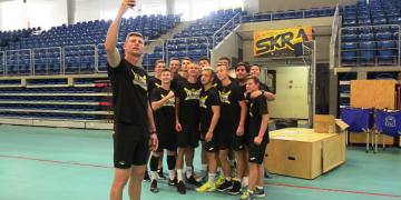 Juniorzy EKS Skra rozpoczęli przygotowania do sezonu 2018/19