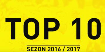 TOP10 sezonu 2016/2017 | Lista przebojów Skra TV