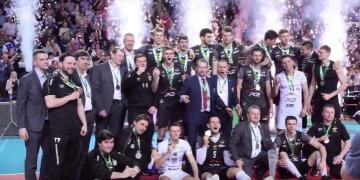 PGE Skra zdobywa 13 medal Mistrzostw Polski | Komentarze po drugim meczu finałowym