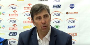 Konferencja prasowa po meczu PGE Skra - Cerrad Czarni