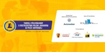 2 dzień - Turniej Półfinałowy o Mistrzostwo Polski Juniorów w Piłce Siatkowej (grupa I) Bełchatów