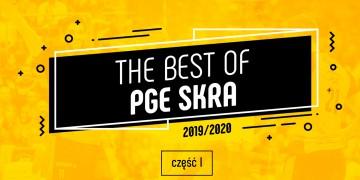 THE BEST OF PGE SKRA 2019/2020 - Atak z lewego skrzydła