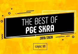 THE BEST OF PGE SKRA 2019/2020 - Asy i punktowe zagrywki (cz.1)