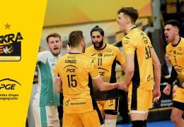 PGE Skra z ważnym zwycięstwem przed Ligą Mistrzów!