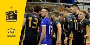 PGE Skra druga w turnieju Giganci Siatkówki, a Roberto Piazza kibicuje bełchatowianom