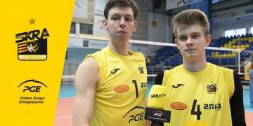 Juniorzy EKS Skra zagrają w finale mistrzostw Polski!