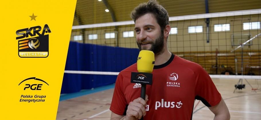 Grzegorz Łomacz: Priorytetem są kwalifikacje olimpijskie