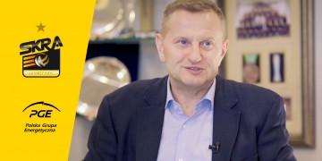 Żółto-Czarne Dni z PGE Skrą: Wywiad z prezesem Konradem Piechockim