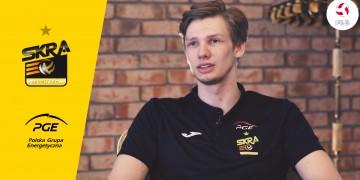 Żółto-Czarne Dni z PGE Skrą: Rozmowa z Jakubem Kochanowskim