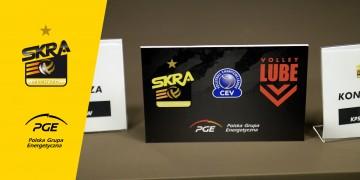 Konferencja prasowa przed meczem PGE Skra - Cucine Lube Civitanova