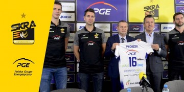 AGRO LIEDMANN nowym sponsorem PGE Skry.