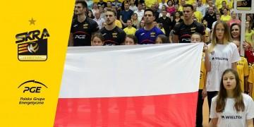 PGE Skra w WIELTON Gigantach Siatkówki 2018