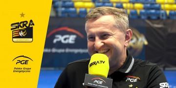 Konrad Piechocki: Liga Mistrzów? Czegoś nam w ubiegłym sezonie brakowało